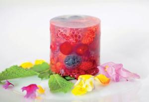 Ensalada de fruta con agar-agar