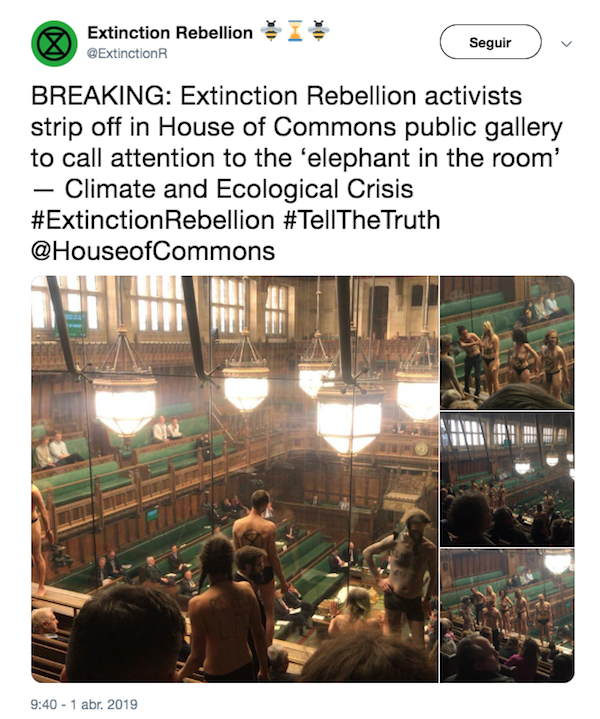 extinction rebellion - photo #44