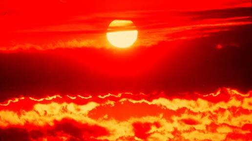 Los cuatro últimos años han sido los más calurosos en la reciente historia