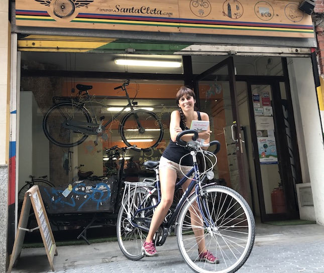 Bicicleta e igualdad