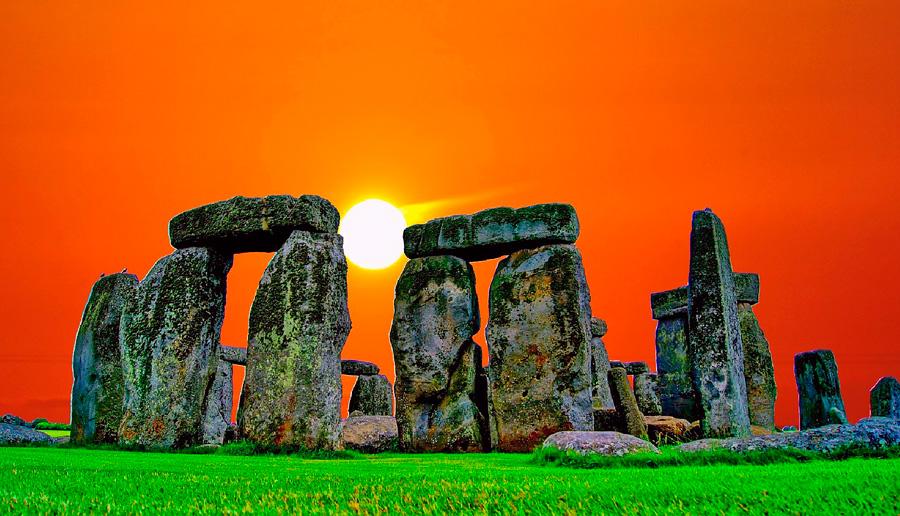Stonehengue - Pixabay