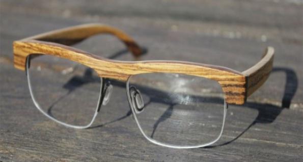 a235b082b2 Gafas artesanales hechas con madera FSC | Productos Ecológicos | El Correo  del Sol