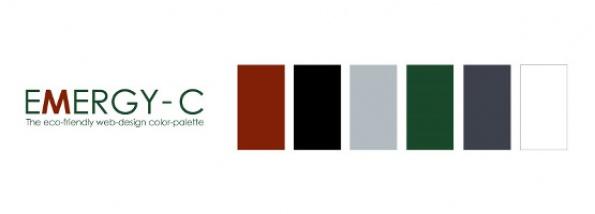 Colores más ecológicos para una página web