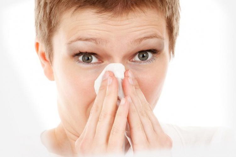 Curar las alergias nasales
