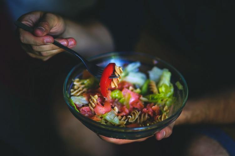 dieta para descender de romana para veganos