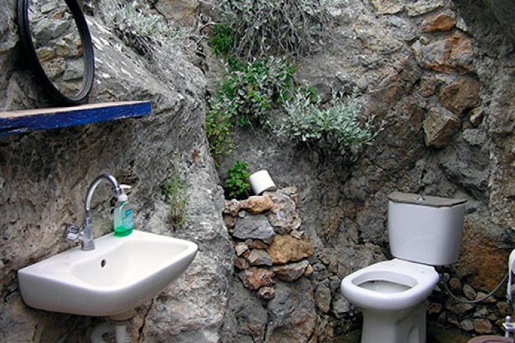 El cuarto de ba o ecol gico el correo del sol for Como hacer un tanque de agua para rustico