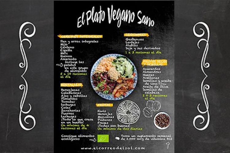 dieta vegana equilibrada de la teoria a la practica