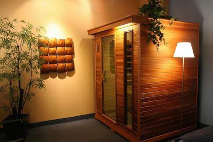 La sauna en casa un lujo para la salud el correo del sol for Costruire una sauna in casa