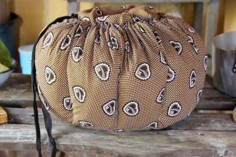 Bolsa africana para cocinar con el m nimo de energ a y for Cocinar con 20 soles