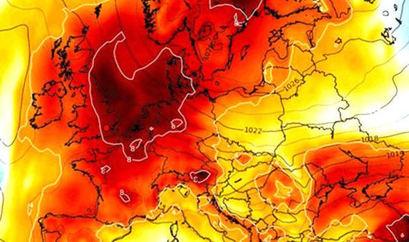La Met Office alerta que la temperatura podría subir cinco grados en 50 años en Reino Unido